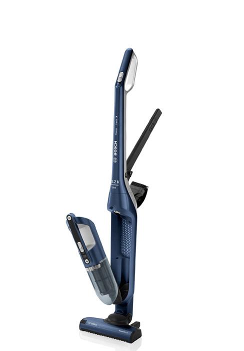 Bosch Flexxo Serie 4 BBH3ZOO25 Aspirador escoba 2 en 1, sin cable y de mano, autonomía de 55 minutos, especial animales con accesorios extra, color rojo: 178.15: Amazon.es: Hogar