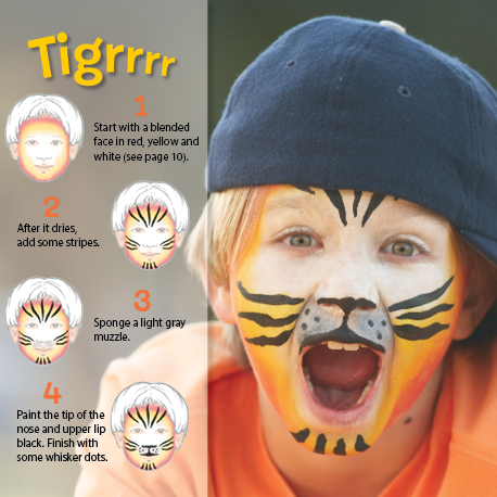 klutz face painting craft kit the editors of