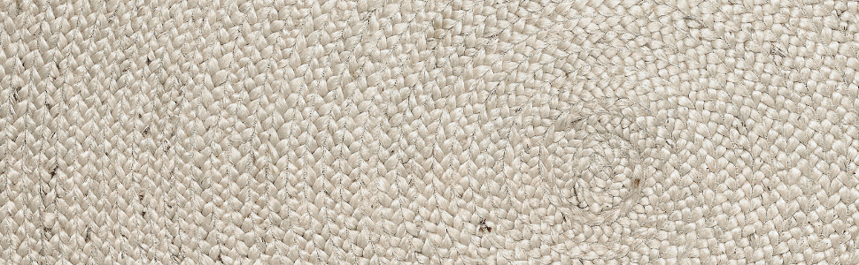 Anji Mountain AMB0340 Kerala Ivory Jute Area rug carpet home decor interior design floor covering
