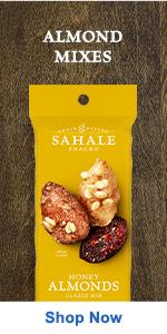 Sahale Snacks Almond Snack Mixes