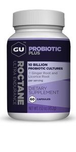 GU Roctane Probiotic Plus