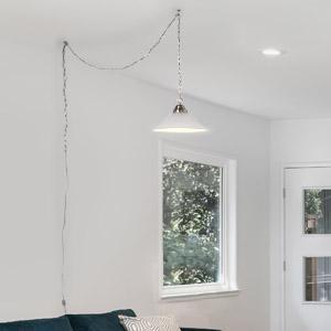 san francisco ac2b2 0998f Design House 517565 Pendants, 1-Light, Satin Nickel