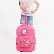 Introducing J World New York Kids Rolling Backpack