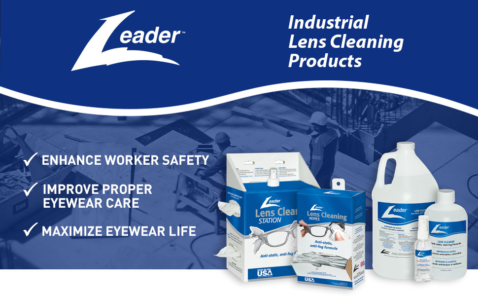 Leader product gallery line cleaner ppe