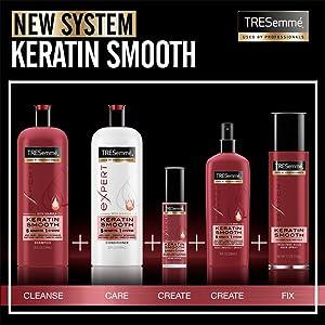 TRESemmé Keratin Smooth Products