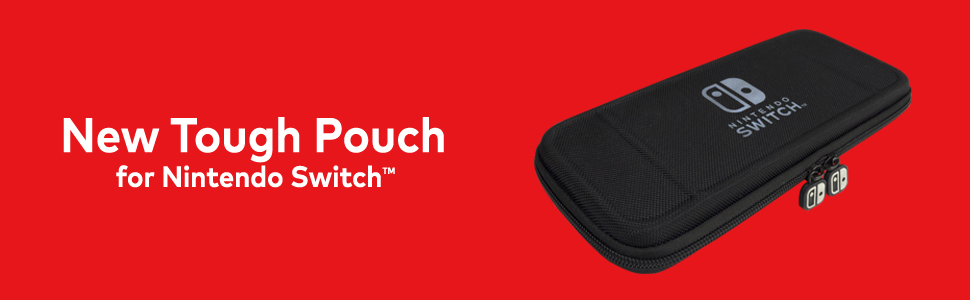 New Tough Pouch for Nintendo Switch