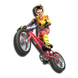 新競技 BMX ギミック レース トリック グラインド 自転車 バイク