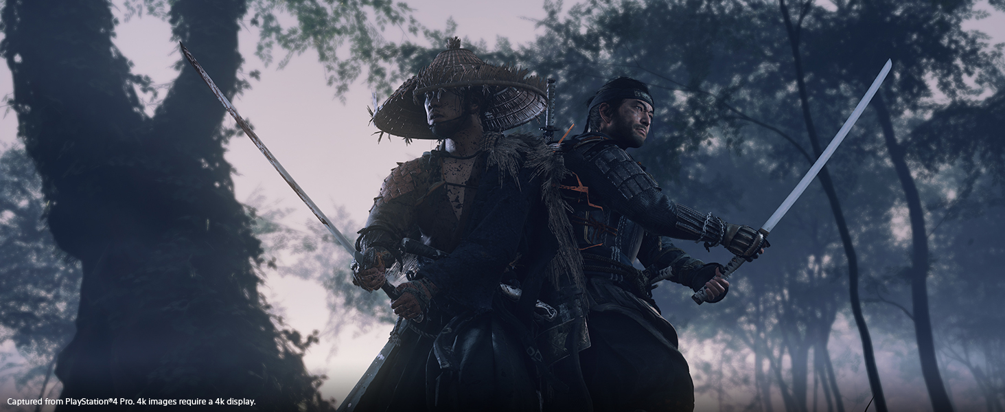 Ghost of Tsushima, PS4