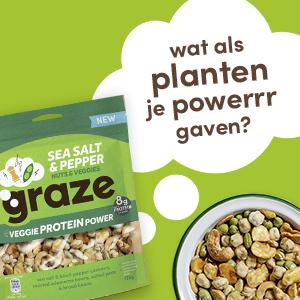 De seasalt and pepper sharing bag van graze.