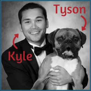 Kyle & Tyson, Owners of Pawstruck