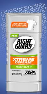 Xtreme Defense Fresh Blast Stick