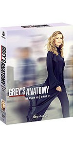 グレイズ・アナトミー シーズン16 コレクターズ BOX Part2