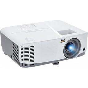 Viewsonic PA503S Proyector SVGA (DLP, 800 x 600, 3.600 ANSI Lumens ...