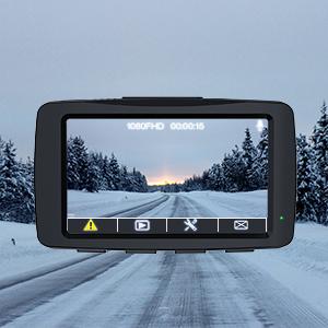 "Écran LCD 2,7"""