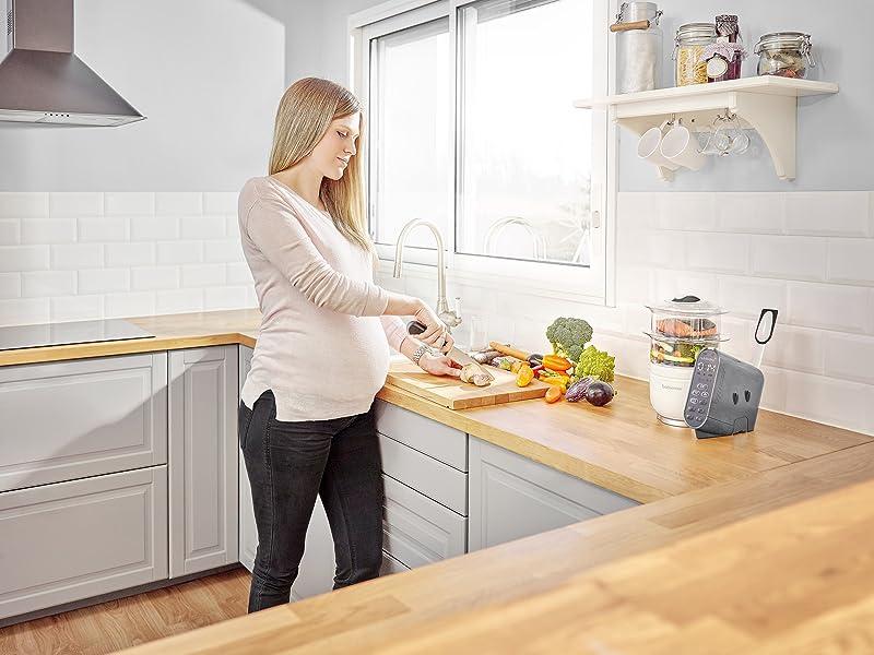 babymoov ; nutribaby ; robot de cuisine ; cuisine bébé