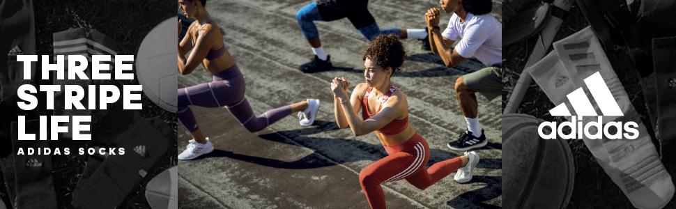 adidas women's socks header