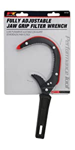 Wilmar; Performance Tool; Automotive; Filter; Wrench; Oil; Lubrication; band; strap; chain; clamp;