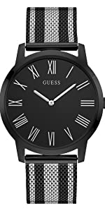 guess; guess watches; wafer watch; guess logo; guess accessories; guess watch; richmond watch