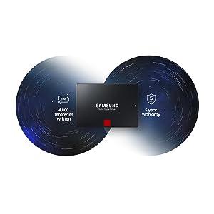Samsung MZ-76P256BW 860 PRO 256GB 2 5 Inch SATA III Internal SSD