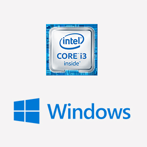 Intel NUC 7 Mainstream Mini PC NUC7i3BNHXF