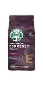 STARBUCKS Espresso Roast Wholebean