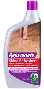 Shine Refresher, Floor Polish, Floor Restorer, Floor Renewer, Floor Refinisher, Floor Protectant