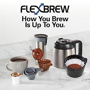 brew strength coffee maker