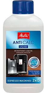 Liquide anti-calc