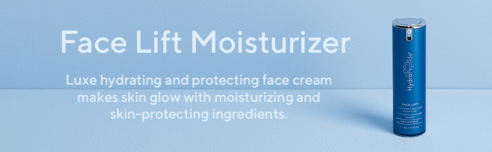 hydropeptide face lift