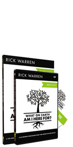 purpose, PDL, Rick Warren, Purpose Driven Life, life, identity, study guide, dvd