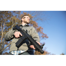 DPMS SBR Full Auto BB Air Rifle CO2 Crosman