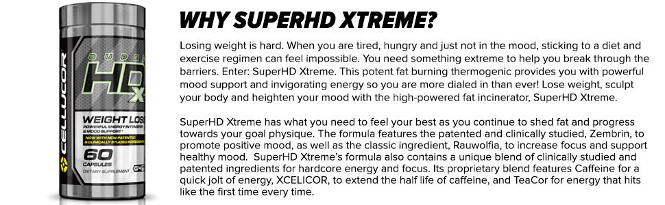 cellucor, superhd, super hd, superhd xtreme, super hd xtreme, weight loss, diet pills, supplement