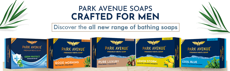 Park Avenue Luxury Soaps