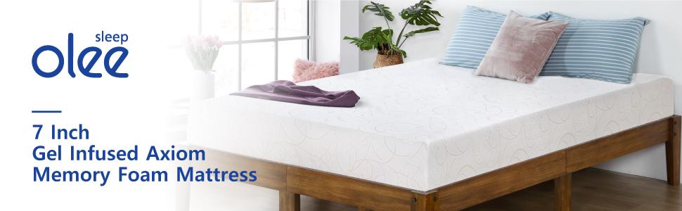 7 inch mattress