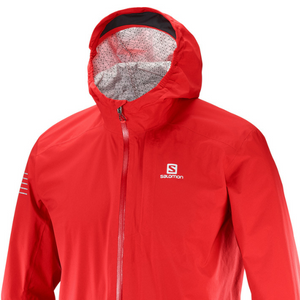 Amazon.com: Salomon Bonita WATERPROOF JACKET Men: Clothing