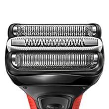 Braun Series 3 3050cc Máquina de afeitar de láminas Recortadora ...
