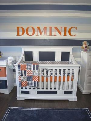 evolur, dream on me, dom family, baby furniture, nursery, parker