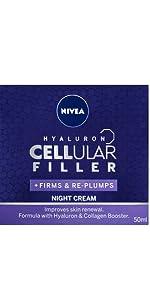 nivea; cellular; skincare; antiage; wrinkle; moisturiser