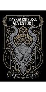 days of endless adventure dungeons & dragons D&D cover graphic novel idw baldur's gate vampire