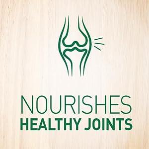 Nourishes; Healthy; Joints; Joint; Bones; Bone; Teeth; Vitamins; Minerals;