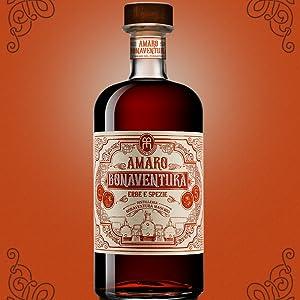 Amaro Bonaventura  - Erbe e Spezie