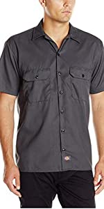 work shirt, stretch shirt, mechanic shirt, Carhartt, Wrangler, Levis, Volcom, 511 Tactical