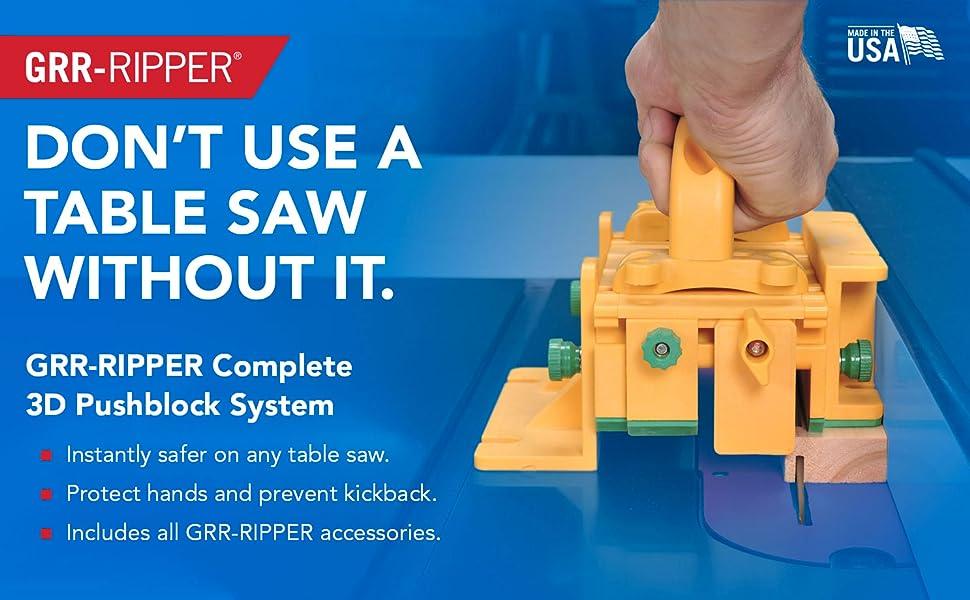 GRR-RIPPER Complete GR-281