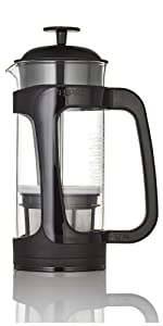 Espro Press P3 Coffee French Press Pot Cafetiere Manual Coffeemaker Brewer Plastic Glass