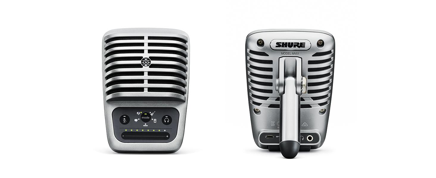 MV51 Professional Home Studio Microphone
