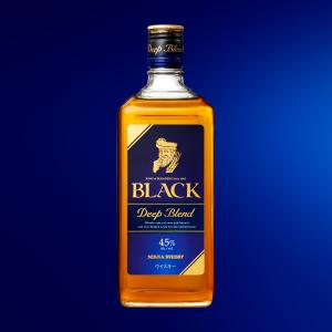 ブラックニッカディープブレンド ブレンデッドウイスキー カジュアルモルト 700ml ウイスキー ニッカウヰスキー ニッカ