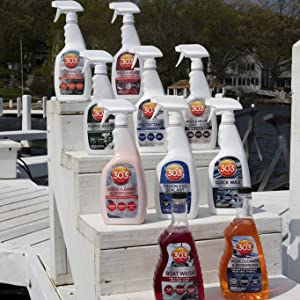 303 marine products