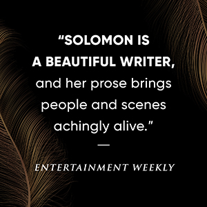 The Book of V Anna Solomon