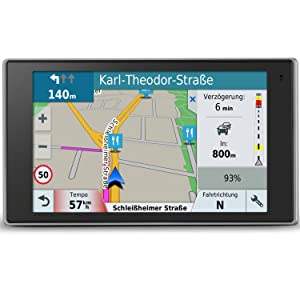Garmin DriveLuxe 51 LMT-S EU Navigationsgerät - 5 Zoll (12