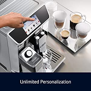 unlimited personalization